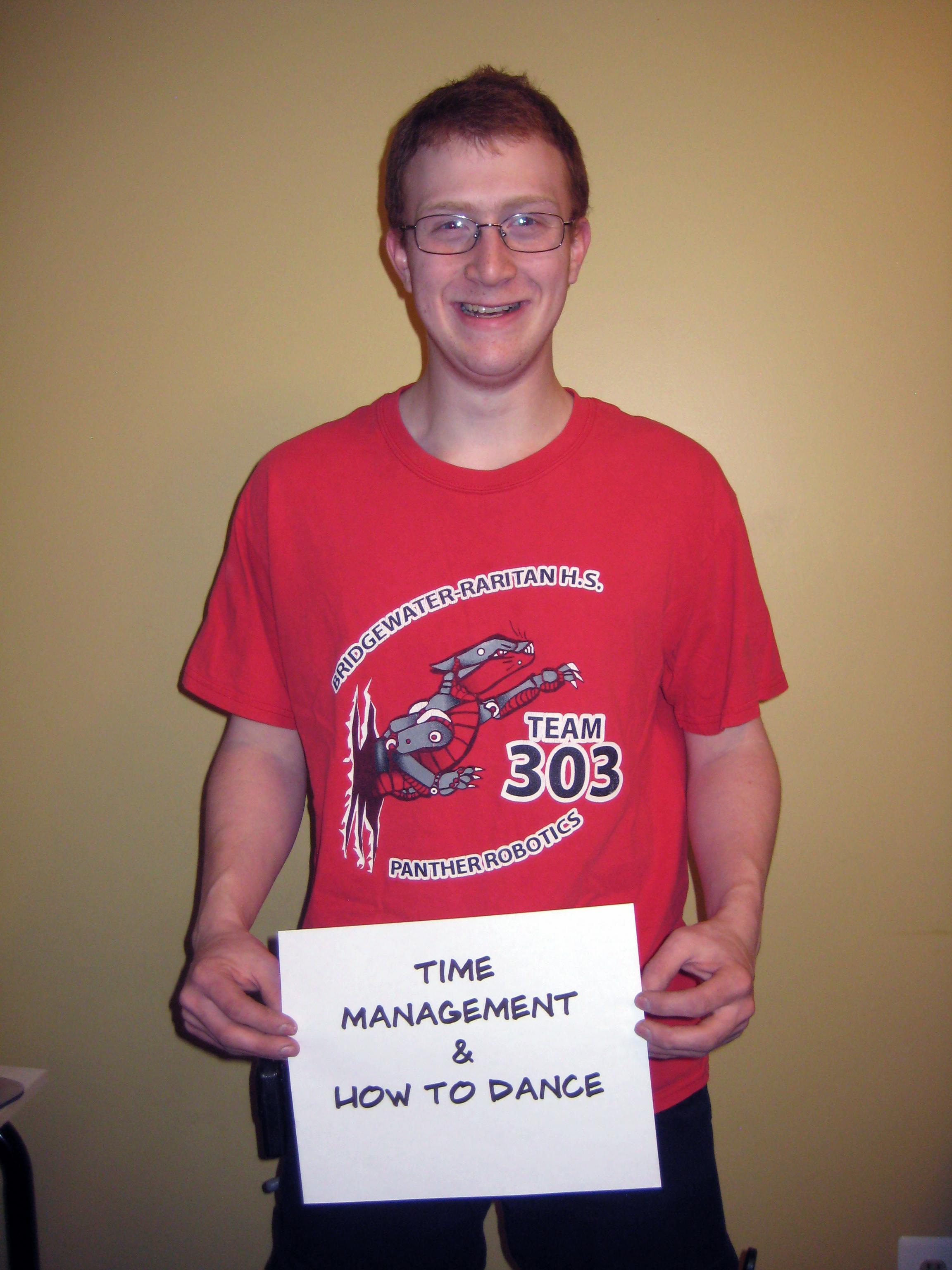 Zach Larson - FRC Team 303